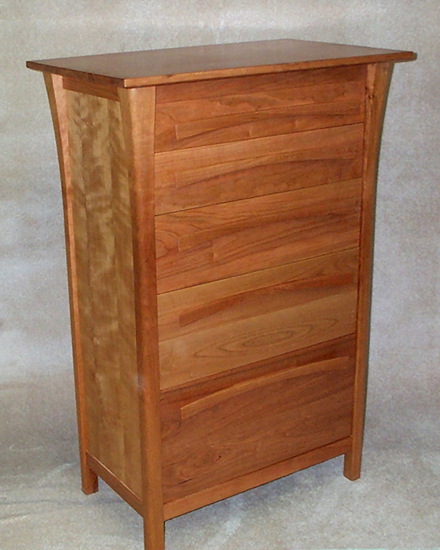 Brookfield 5-drawer dresser